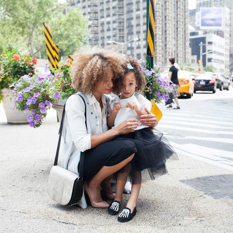 Mother and daughter Canadian citizenship